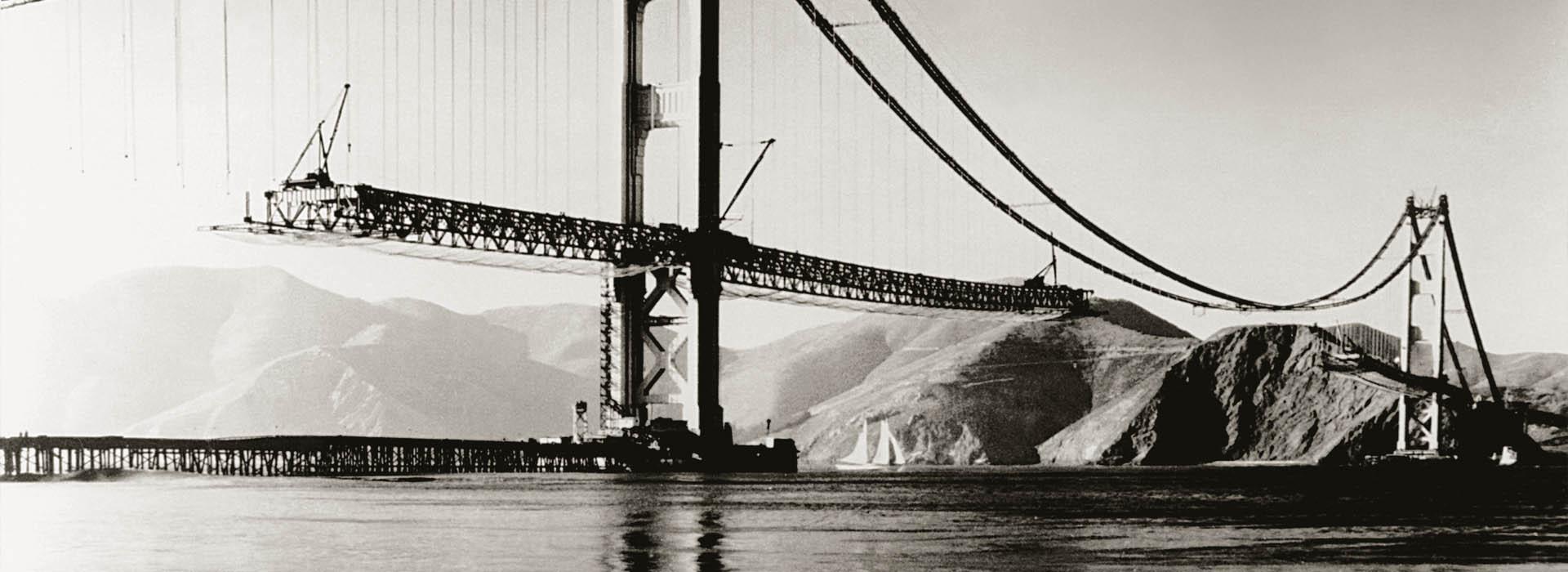 Golden Gate Bridge • San Francisco, California
